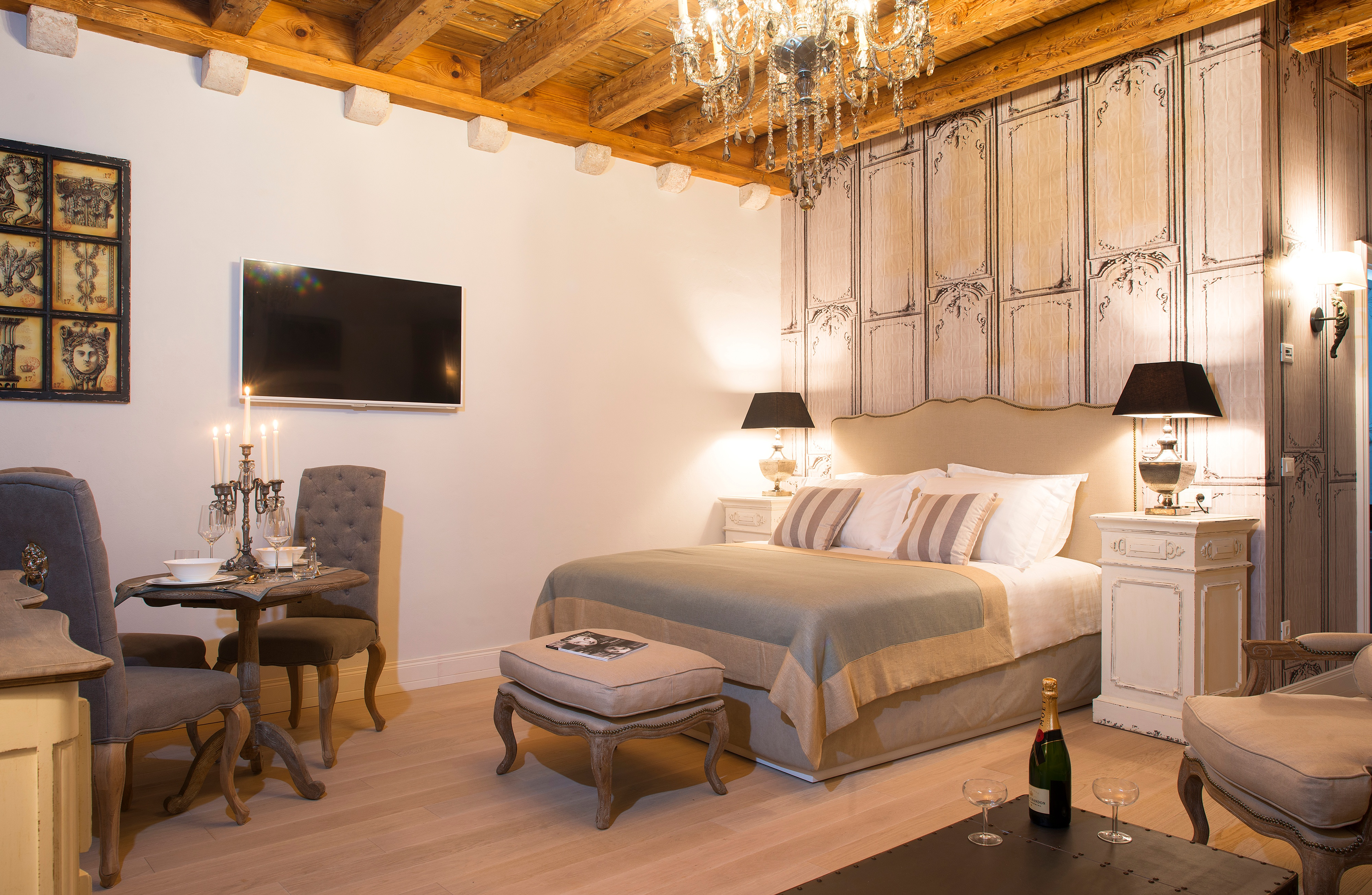 Deluxe King Suite St Joseph S Boutique Hotel Dubrovnik